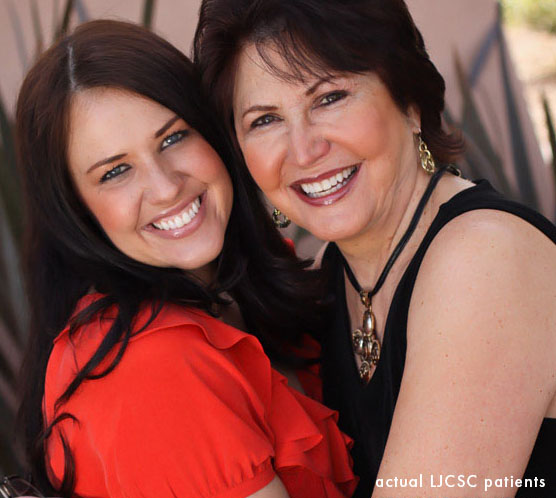 Mother & daughter both choose LJCSC and love their results